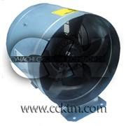 Вентилятор канальный осевой с присоединением без фланцев Канал-ОСА-Т. Вентиляторы осевые фото