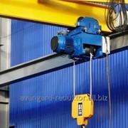 Монтаж и ремонт мостового крана, подвесной кран-балки, тали, тельфера фото