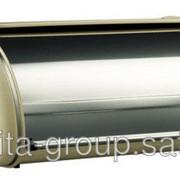 Wesco Хлебница Classic Line, слоновая кость, хром 205604-23 фото
