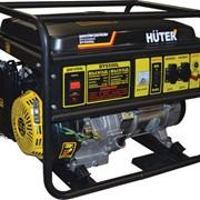 Генератор бензиновый HUTER DY6500L фото