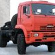 Седельный тягач КАМАЗ-65221(6х6) фото