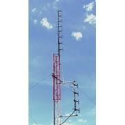 Коллинеарные дипольные антенны серии ТС420, ТС450, ТС480, ТС510 фото