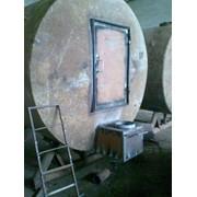 Пиролизный котел для древесного угля фото