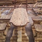 Производим деревянную мебель для сада, парка. Изготовление столярных изделий под заказ фото