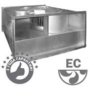 Вентиляторы канальные прямоугольные ЕС ВКП 50-25 ЕС/1,4-1800 фото