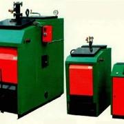 Установка котлов отопления теплиц. фото