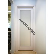 Классическая дверь MDF, арт. 77 фото