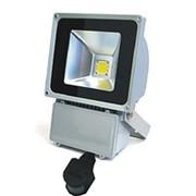 Светодиодный прожектор ZLight 80W 4000K (LED, 80 Вт, дневной белый, датчик движения) фото