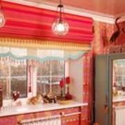 Римская штора для спальни фото