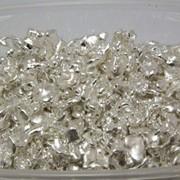 Обработка лома твердых и жидких серебросодержащих отходов фото