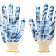 Строительные перчатки фото