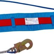 Пояс страховочный (предохранительный ) ПП1-Б, безлямочный (со стропом – металлический канат), код 00832 фото