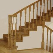 Лестницы на тетевах фото