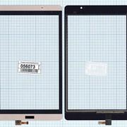 Сенсорное стекло (тачскрин) для Huawei MediaPad M2 8.0 золотистое, Диагональ 8 фото