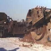 Быстроходная траншейная машина БТМ-4М фото