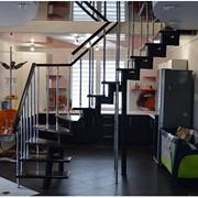 Лестницы винтовые, модульные, под ключ фото
