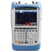 Портативный анализатор спектра R&S®FSH13, FSH20 фото
