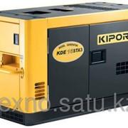 Электрогенератор дизельный KDE150Е3 KIPOR фото