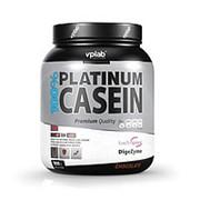 VPLab 100% Platinum Casein 908 гр. 100% мицеллярный казеин. Черничный чизкейк фото