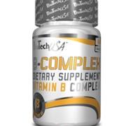 Витамины и минералы B-Complex 60 таблеток BioTech фото