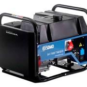 Портативный бензиновый генератор SDMO SH 7500 ТE фото