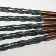 Сверло по металлу Р9 (кобальт) 1,0 мм, арт. 105-010 (шт.) фото