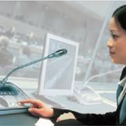 Оборудование синхронного перевода речи Bosch INTEGRUS фото