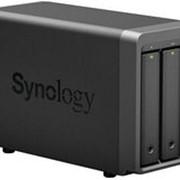 Сетевое хранилище Synology DS716+II фото
