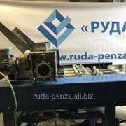 Делительно закаточная машина (формовочная машина ФМ-1) подовые листы 420 мм фото