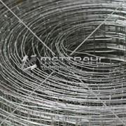 Сетка тканая 4.5x4.5 мм проволока 0.9 мм без покрытия фото
