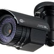 Монтаж систем виденаблюденя и контроля доступа фото