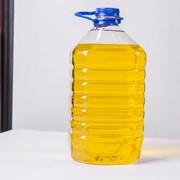 Подсолнечное масло холодного отжима (нерафинированное) фото