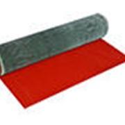 Ендовный ковер красный фото