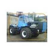 Переоборудование трактора Т-150 с установкой двигателя ЯМЗ фото