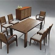 Обеденный стол MebelSvit W4005-7 фото