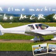 Самолет, mcr pct 135, 4-х местный фото