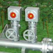 Системы обнаружения утечек в трубопроводе фото