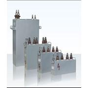 Конденсатор электротермический повышенной мощности