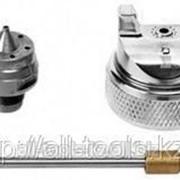 Комплект сменный к краскораспылителям Kraftool Expert Qualitat : дюза, воздушная головка, игла, 1,4 мм Код:06563-S-1.4 фото