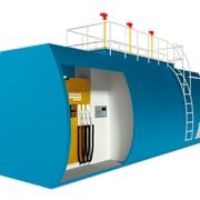 Автоматические контейнерные АЗС фото
