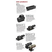 BISON. Лазерные, голографические, коллиматорные прицелы EOTech. фото