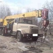 Аренда автокрана в Тысменица , Тлумач , Косов , Коломыя фото