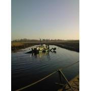 Расчистка и дноуглубление рек Одесса область фото
