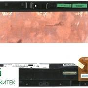 "Модуль (матрица и тачскрин в сборе) для планшета Asus Transformer TF300 ревизия 5158N FPC-1 с рамкой 10.1"" N101ICG-L21 rev. C1 фото"