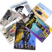 Размещение рекламы в элитных изданиях Украины Oscar MILLIONAIRES Flair Luxury Life Реклама в прессе Украины фото