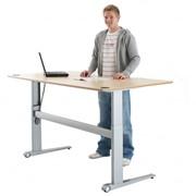 Стол с регулировкой высоты для работы сидя и стоя ConSet 501-17 7S156 фото