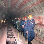 Строительство шахт фото