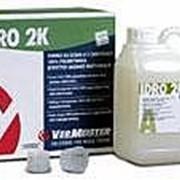 Двухкомпонентный полиуретановый лак на водной основе IDRO 2K производства Vermeister. Объем 5,5 л. фото