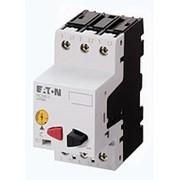 Автоматический выключатель защиты двигателя 0,25А, 3-пол., 50kA фото