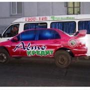 Нанесение рисунка на автомобили фото